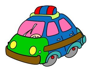 coche-patrulla-vehiculos-coches-pintado-por-yessca11-9726650