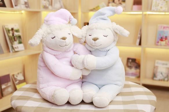 ovejas dormidas