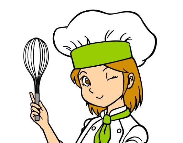 cocinera-profesiones-cocineros-pintado-por-mariana917-9862014