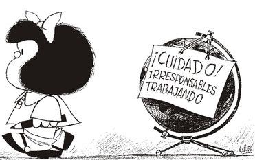 mafalda irresponsables